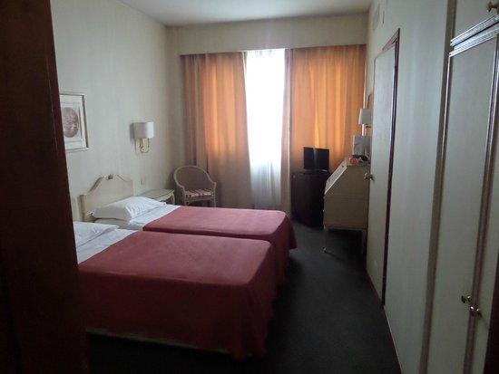 Hotel Commodore Roma: Habitación doble (212)