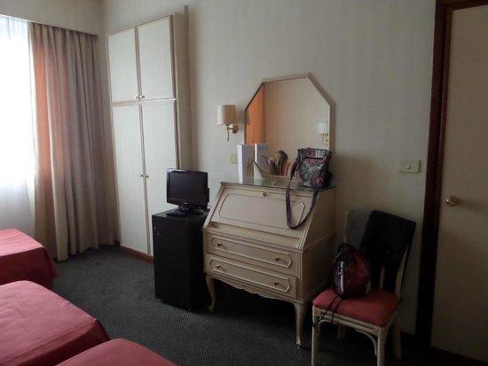 Hotel Commodore Roma: Habitación triple (habitación 216)