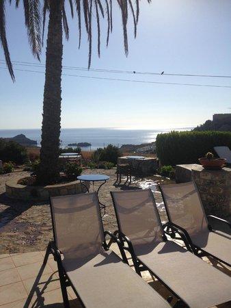 Krana Apartments : view