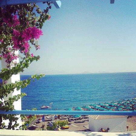 Mitsis Norida Beach Hotel: Viev from the room