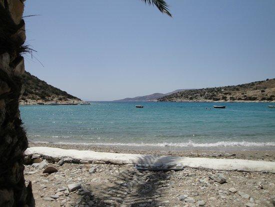 Panormos Beach : Panermos, Naxos