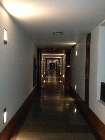 Alila Diwa Goa : The Corridor