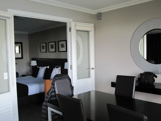 Oaks Shores: The double room