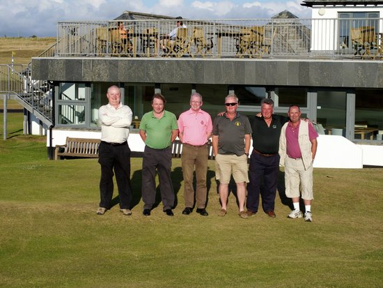 St. Enodoc Golf Course: Outstanding clubhouse facilities....