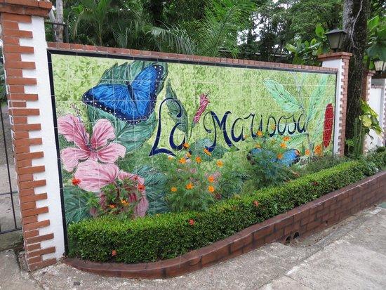 La Mariposa Hotel: La Mariposa Entrance