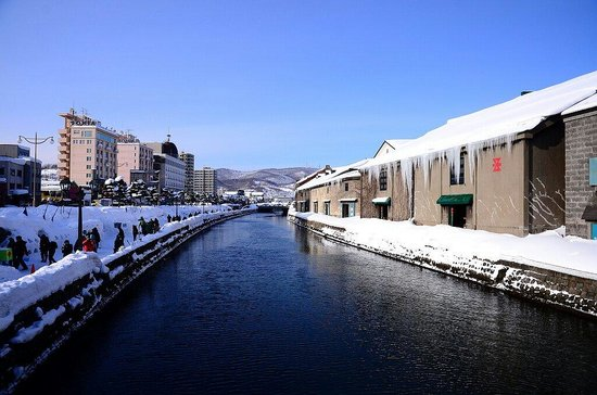 Otaru Canal: 小樽運河