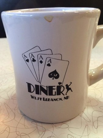 4 Aces Diner: Good coffee