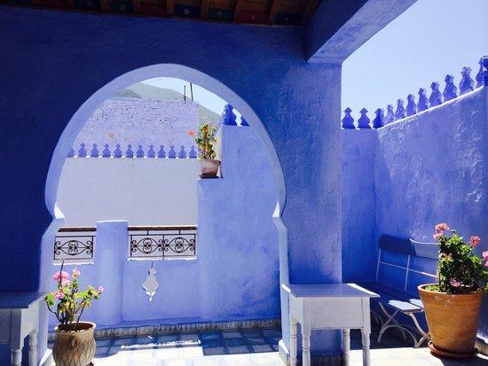Casa Perleta : Terraza