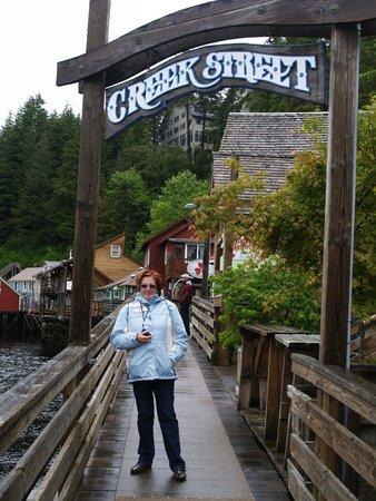 Creek Street: Muy bonito