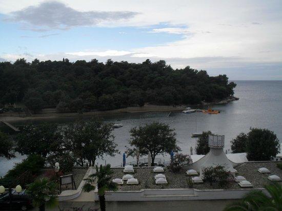 Hotel Zorna: tenger2