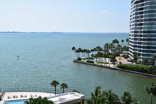 The Ritz-Carlton, Sarasota: View from balcony room 701