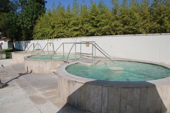 Terme di Saturnia Spa & Golf Resort: Jacuzzi