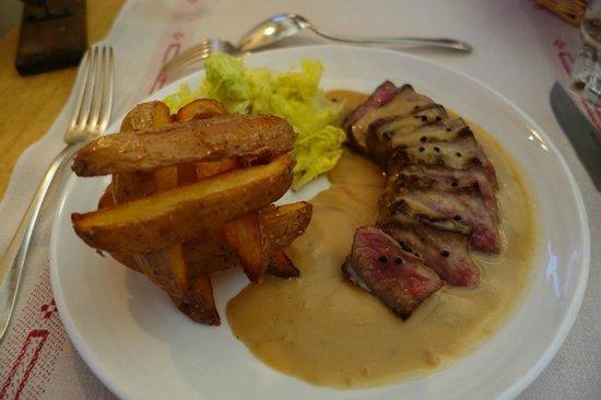 La Poule D'or : selon les caprices du boucher...