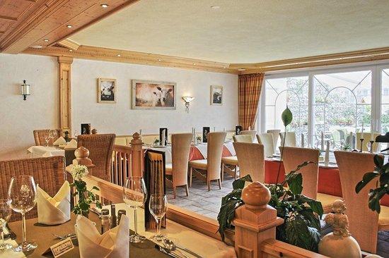 Hotel Bergruh: Bergruh Speisesaal