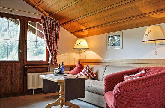 Hotel Bergruh: Die Bergruh Suite