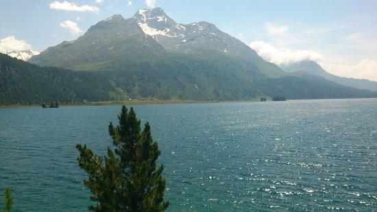 Kulm Hotel St. Moritz: Chasté