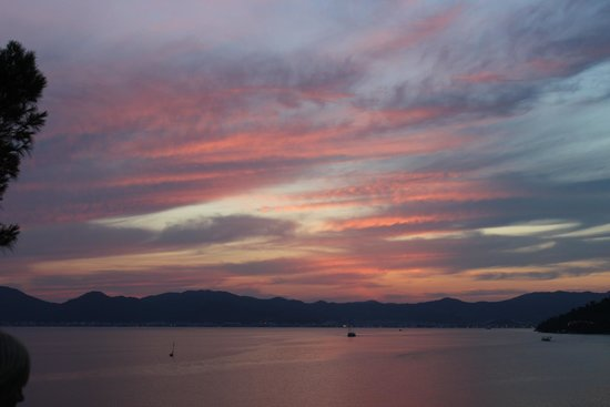 TUI BLUE Marmaris: beautiful sunset