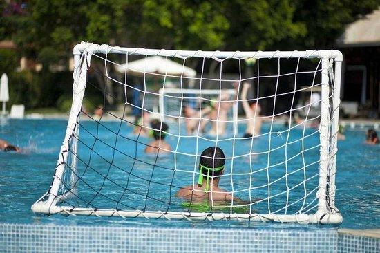 Hillside Beach Club : Sports activities