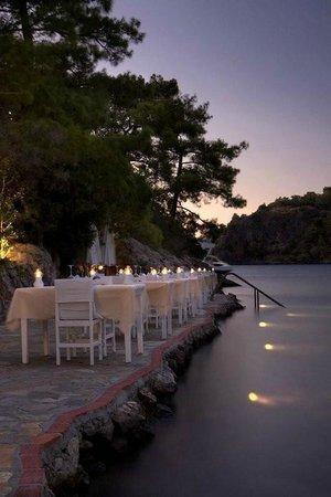 Hillside Beach Club : Pasha Restaurant