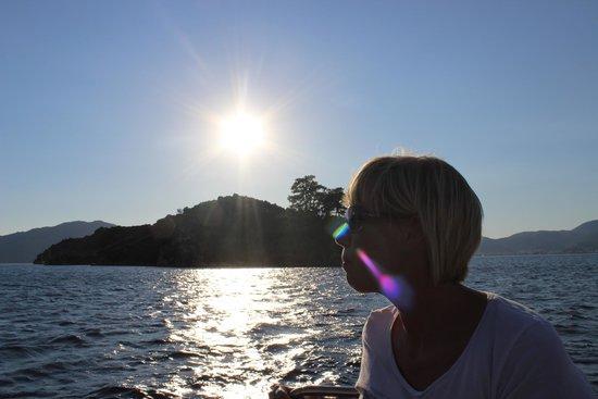 TUI BLUE Marmaris: sunset trip
