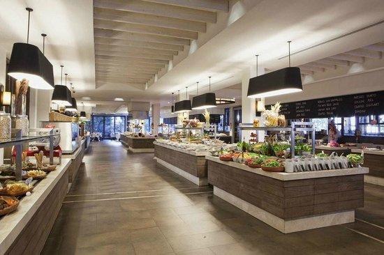 Main Open Buffet Restaurant Picture