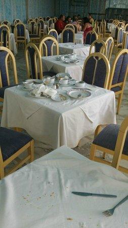 Nahrawess Hotel : stołówka all inclusive