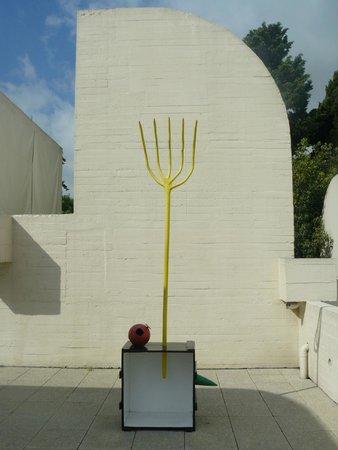 Fondation Joan Miró (Fundació Joan Miró) : 1
