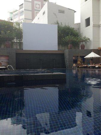 Michelia Hotel : Бассейн в отеле