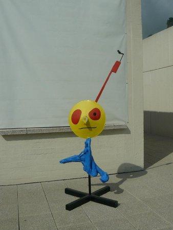 Fondation Joan Miró (Fundació Joan Miró) : 3