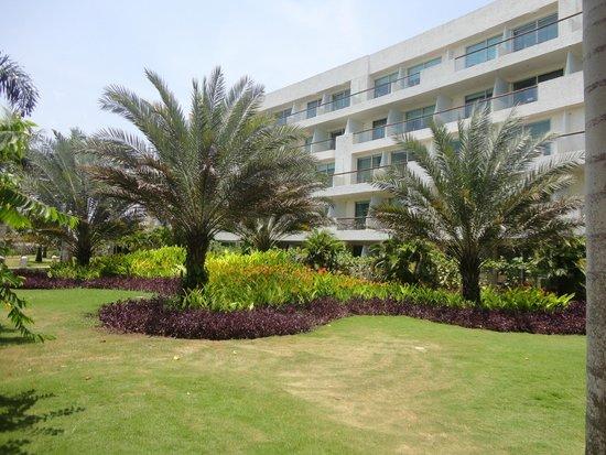 Occidental Cartagena : Um dos blocos de apartamentos