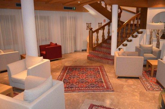 Hotel Der Waldhof: Lobby-Bereich