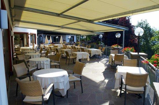 Hotel Der Waldhof: Terrasse