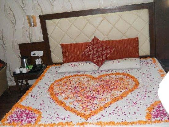 Hotel Angel's Inn: room