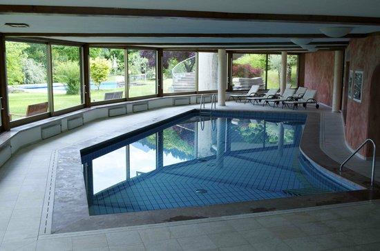 Hotel Der Waldhof: Hallenbad