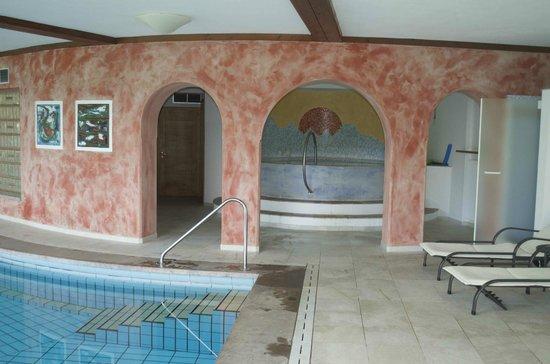 Hotel Der Waldhof: Whirlpool