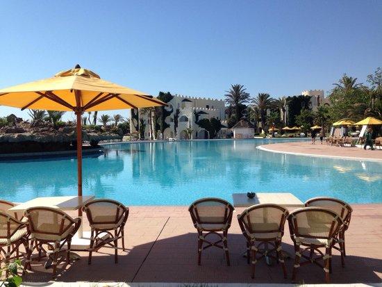 lti Mahdia Beach Hotel : Piscina