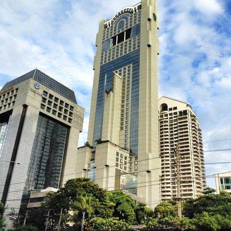 Banyan Tree Bangkok: Hotel
