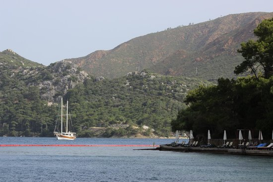 TUI BLUE Marmaris: view from room