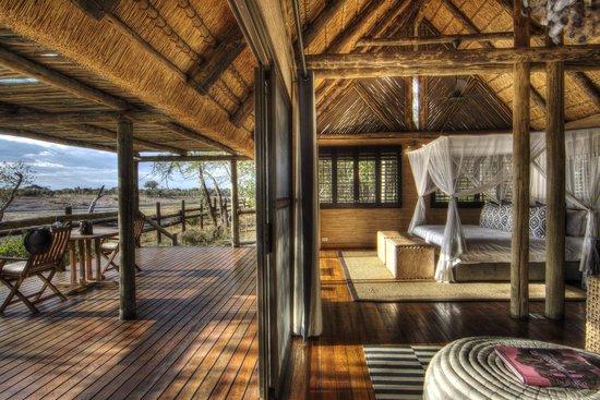 Savute Safari Lodge standrad room