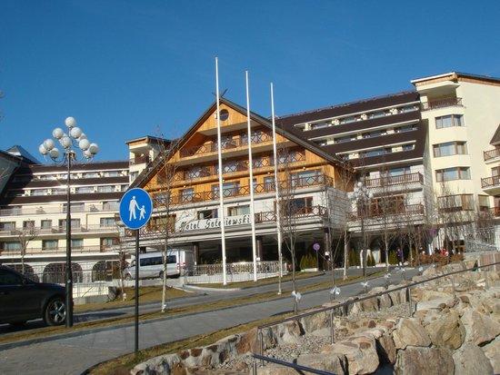 Golebiewski: Наш отель