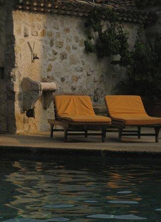 La Colombe d'Or : Idyllic Pool