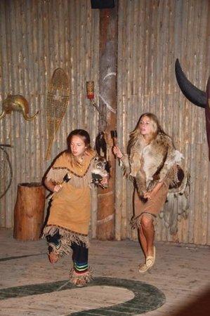 Site Traditionnel Huron : danse traditionnelle