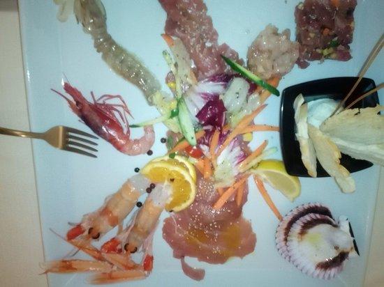 Oceano Sea Restaurant: Plateau!