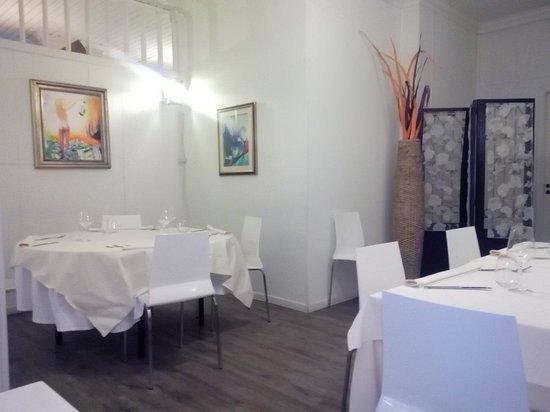 Oceano Sea Restaurant: Interior