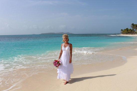 Palm Island Resort & Spa: Wedding Bride