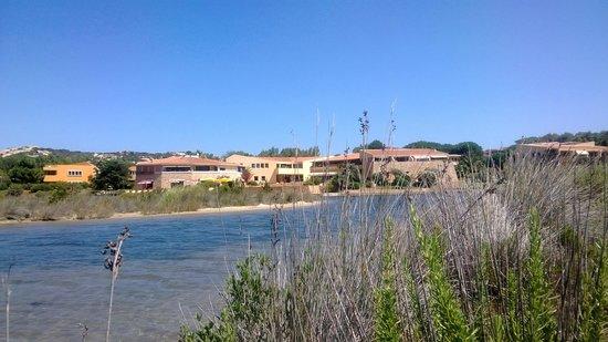 Costa Serena Village: La laguna