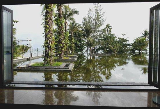 Hyatt Regency Phuket Resort: лобби