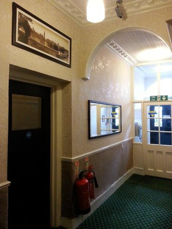 St. Athans Hotel: Corridor
