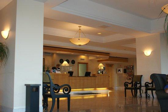 Radisson Blu Daugava Hotel, Riga: La hall