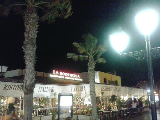 La Bodeguita: il ristorante
